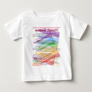 Reasons Baby T-Shirt