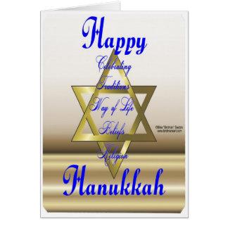 Reasons for Hanukkah Greeting Cards