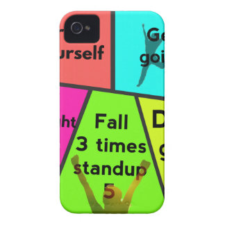 Reasons for suceeding in life Case-Mate iPhone 4 case