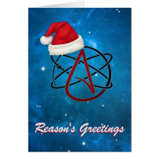 Reason's Greetings Greeting Card