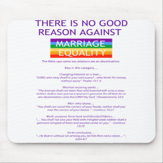 Reasons Mouse Pad