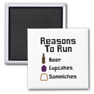 Reasons To Run Magnets