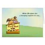 Reasons To Smile Greeting Card