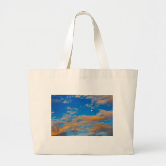 Reasons to Wake Up Early Large Tote Bag