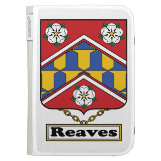 Reaves Family Crest Kindle 3G Covers