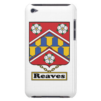 Reaves Family Crest Barely There iPod Cases
