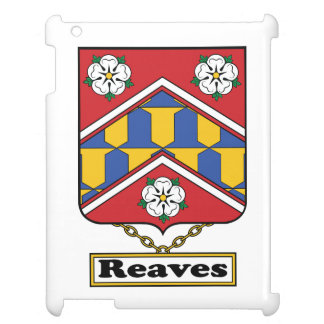 Reaves Family Crest Case For The iPad 2 3 4