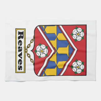 Reaves Family Crest Towel
