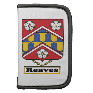 Reaves Family Crest Organizers