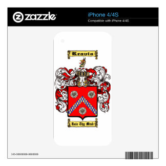 Reavis Skins For iPhone 4S