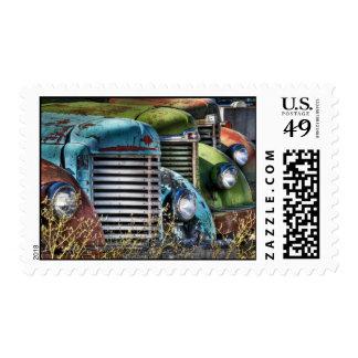 Reawakening Postage Stamps