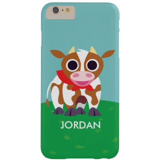 Reba the Cow Barely There iPhone 6 Plus Case