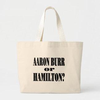 ¿Rebabas o Hamilton? Bolsa
