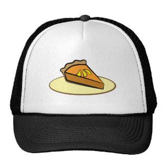 Rebanada de empanada gorras