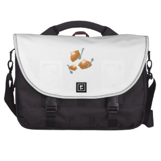 Rebanada de la empanada bolsas para portatil