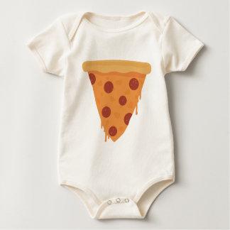 Rebanada de la pizza mameluco