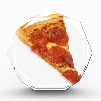 Rebanada de la pizza - una rebanada de pizza