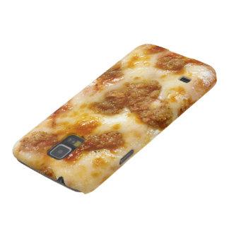 Rebanada de pizza carcasa galaxy s5