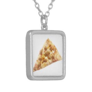 Rebanada de pizza joyeria personalizada