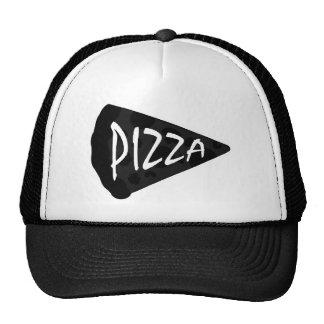 Rebanada de pizza gorras