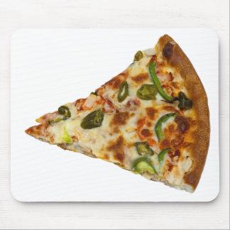 Rebanada picante de la pizza mousepad