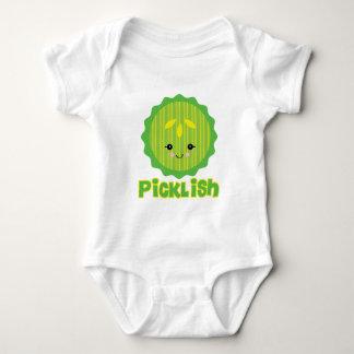 rebanada picklish de la salmuera del kawaii body para bebé