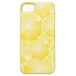 Rebanadas del limón iPhone 5 Case-Mate protectores