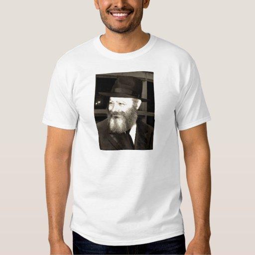 Rebbe Menachem Mendel Schneersohn T-Shirt