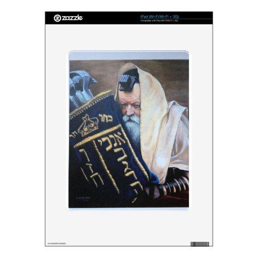Rebbe Menachem Mendel Schneerson.JPG Decals For iPad