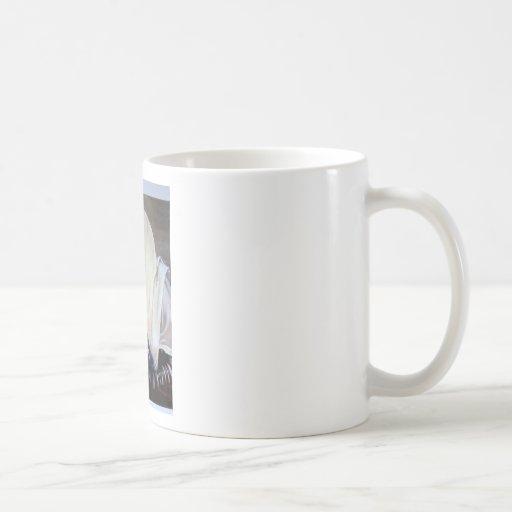 Rebbe Menachem Mendel Schneerson.JPG Classic White Coffee Mug