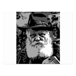 Rebbe Menachem Mendel Schneerson Postcard
