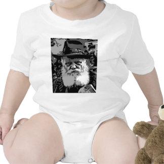 Rebbe Menachem Mendel Schneerson Bodysuit