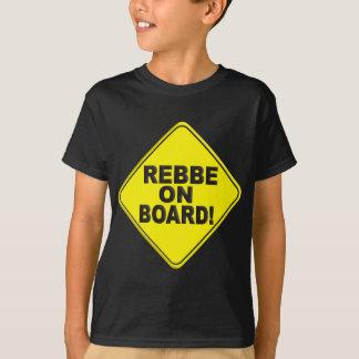 Rebbe on Board T-Shirt