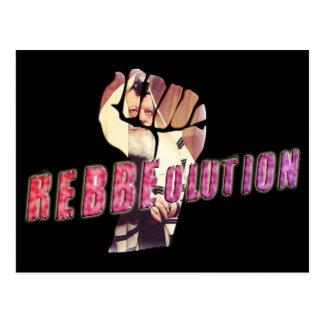 Rebbe Revolution Postcard