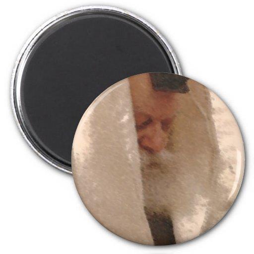 Rebbe´s Davenen 2 Inch Round Magnet