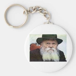 Rebbe´s Dream Basic Round Button Keychain