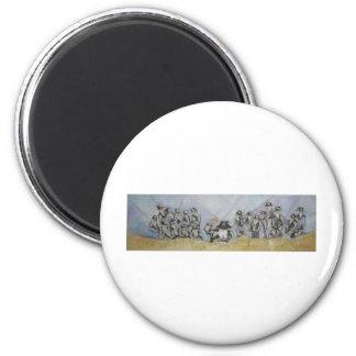 Rebbe´s Farbrengen 2 Inch Round Magnet