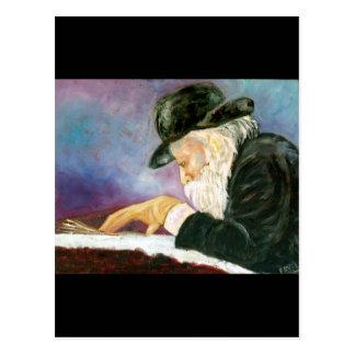 Rebbe Tarjeta Postal