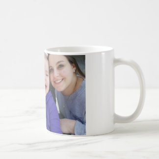 Rebecca and Parents Coffee Mug
