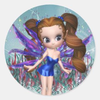 Rebecca Fairy Stickers