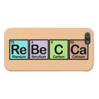 Rebecca made of Elements Cover For iPhone SE/5/5s