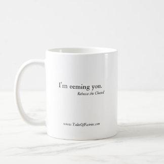 Rebecca the Chased Coffee Mug