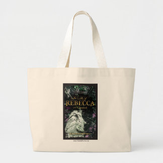 Rebecca the Chased Large Tote Bag