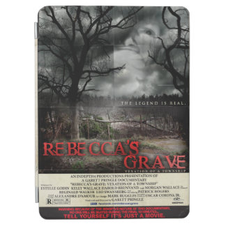 Rebecca's Grave iPad Air Cover