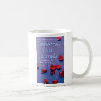Rebecca's Lost Journals mug