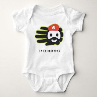 Rebel baby t-shirt bodysuit