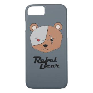 Rebel Bear Cyborg iPhone 8/7 Case
