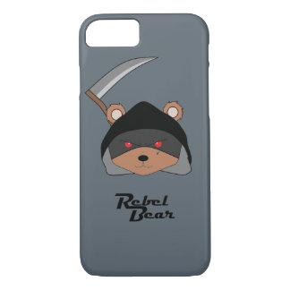 Rebel Bear Grim Reaper iPhone 8/7 Case