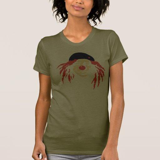 Rebel Clown T-Shirt