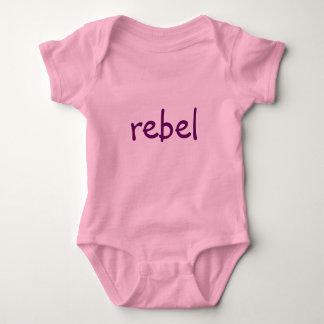 Rebel crawler baby bodysuit
